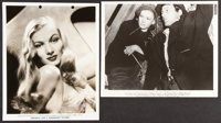 "Veronica Lake by A.L. 'Whitey' Shafer (Paramount, 1942). Keybook Portrait Photo and Photo (8"" X 10""). Film Noi..."