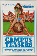"Movie Posters:Sexploitation, Campus Teasers and Other Lot (SRC Films, 1970). One Sheets (2) (27""X 41""). Sexploitation.. ... (Total: 2 Items)"