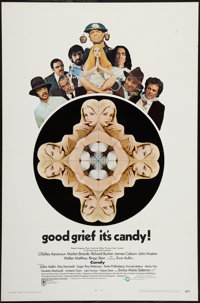 "Candy (Cinerama Releasing, 1969). One Sheet (27"" X 41""). Comedy"