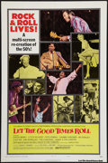 "Movie Posters:Rock and Roll, Let the Good Times Roll (Columbia, 1973). One Sheet (27"" X 41"")Style B. Rock and Roll.. ..."