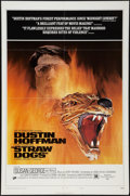 """Movie Posters:Crime, Straw Dogs (Cinerama Releasing, 1972). One Sheet (27"""" X 41"""") Style D. Crime.. ..."""