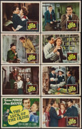 "Movie Posters:Romance, The Luck of the Irish (20th Century Fox, 1948). Lobby Card Set of 8 (11"" X 14""). Romance.. ... (Total: 8 Items)"