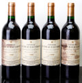 Red Bordeaux, Chateau La Tour Haut Brion 1988 . Pessac-Leognan. 3wisl,1hwisl, 1nc, 1ssos. Bottle (4). ... (Total: 4 Btls. )