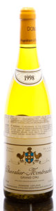 White Burgundy, Chevalier Montrachet 1998 . Domaine Leflaive . lbsl, spc.Bottle (1). ... (Total: 1 Btl. )