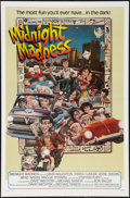 "Movie Posters:Comedy, Midnight Madness (Buena Vista, 1980). One Sheet (27"" X 41"") Flat Folded. Comedy.. ..."