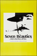 """Movie Posters:Comedy, Seven Beauties (Cinema 5, 1975). One Sheet (27"""" X 41"""") Flat Folded. Comedy.. ..."""