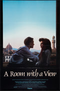 """Movie Posters:Drama, A Room with a View (Cinecom, 1985). One Sheet (27"""" X 41"""") Flat Folded. Drama.. ..."""