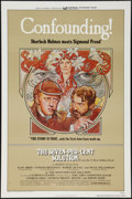 """Movie Posters:Mystery, The Seven-Per-Cent Solution (Universal, 1976). One Sheet (27"""" X 41"""") Flat Folded. Mystery.. ..."""