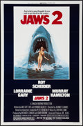 "Movie Posters:Horror, Jaws 2 (Universal, 1978). One Sheets (2) (27"" X 41"") Flat Folded. Horror.. ... (Total: 2 Items)"