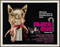 "Movie Posters:Blaxploitation, Black Eye (Warner Brothers, 1974). Half Sheet (22"" X 28"").Blaxploitation.. ..."