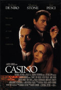 """Movie Posters:Crime, Casino (Universal, 1995). One Sheet (27"""" X 39.5"""") DS. Crime.. ..."""