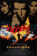 "Movie Posters:James Bond, GoldenEye (United Artists, 1995). One Sheet (27"" X 40"") DS. JamesBond.. ..."