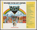 "Movie Posters:Science Fiction, Logan's Run (MGM, 1976). Half Sheet (22"" X 28""). Science Fiction....."