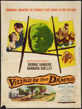 "Movie Posters:Science Fiction, Village of the Damned (MGM, 1960). Poster (30"" X 40""). ScienceFiction.. ..."
