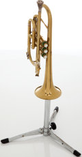 Musical Instruments:Horns & Wind Instruments, Circa 1954 Olds Special Brass Cornet, Serial # 104261....