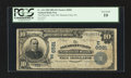 National Bank Notes:Pennsylvania, Pleasant Unity, PA - $10 1902 Date Back Fr. 616 The Pleasant UnityNB Ch. # (E)6581. ...