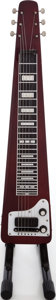 Musical Instruments:Lap Steel Guitars, 1970s Rickenbacker Electro Burgundy Lap Steel Guitar, Serial #NE2559....
