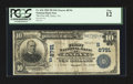National Bank Notes:Virginia, Galax, VA - $10 1902 Plain Back Fr. 626 The First NB Ch. # (S)8791....