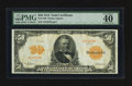 Large Size:Gold Certificates, Fr. 1198 $50 1913 Gold Certificate PMG Extremely Fine 40 EPQ.. ...