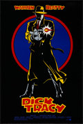 """Movie Posters:Action, Dick Tracy (Buena Vista, 1990). One Sheet (27"""" X 40""""). Action.. ..."""