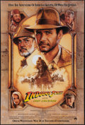 "Movie Posters:Action, Indiana Jones and the Last Crusade (Paramount, 1989). One Sheet (27"" X 40"") Advance. Action.. ..."