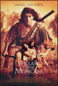"Movie Posters:Adventure, The Last of the Mohicans (20th Century Fox, 1992). One Sheet (27"" X40""). Adventure.. ..."