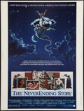 "Movie Posters:Fantasy, The NeverEnding Story (Warner Brothers, 1984). Poster (30"" X 40""). Fantasy.. ..."