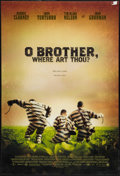 "Movie Posters:Comedy, O Brother, Where Art Thou? (Buena Vista, 2001). One Sheet (27"" X 40"") DS. Comedy.. ..."