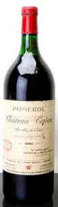 Red Bordeaux, Chateau Certan de May 1982 . Pomerol. ts, bsl, gsl. Magnum(1). ... (Total: 1 Mag. )