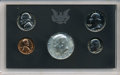 Proof Roosevelt Dimes, 1970 Proof Set Featuring No S Dime.... (Total: 5 coins)