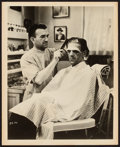 "Movie Posters:Horror, Boris Karloff in Frankenstein (Universal, 1931). Publicity Photo (8"" X 10""). Horror.. ..."