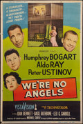 "Movie Posters:Comedy, We're No Angels (Paramount, 1955). Poster (40"" X 60"") Style Z. Comedy.. ..."