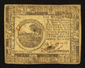 Colonial Notes:Continental Congress Issues, Continental Currency November 2, 1776 $6 Very Fine-Extremely Fine.....