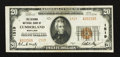 National Bank Notes:Maryland, Cumberland, MD - $20 1929 Ty. 2 The Second NB Ch. # 1519. ...