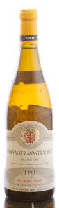White Burgundy, Chevalier Montrachet 1999 . J.M. Pillot . scl. Bottle (1).... (Total: 1 Btl. )