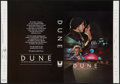 "Movie Posters:Science Fiction, Dune (Universal, 1984). Book Cover (14"" X 20""). Science Fiction.. ..."