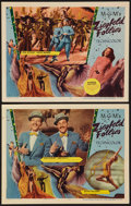 """Movie Posters:Musical, Ziegfeld Follies (MGM, 1945). Lobby Cards (2) (11"""" X 14""""). Musical.. ... (Total: 2 Items)"""