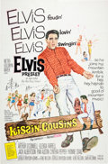 Movie/TV Memorabilia:Posters, Elvis Presley Movie Poster Lot of 6... (Total: 6 Items)
