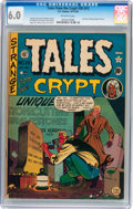 Golden Age (1938-1955):Horror, Tales From the Crypt #20 (#1) (EC, 1950) CGC FN 6.0 Off-whitepages....