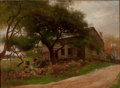Paintings, ARTHUR PARTON (American, 1842-1914). Old Farm House in the Catskills. Oil on canvas. 22 x 31 inches (55.9 x 78.7 cm). Si...