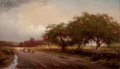 Fine Art - Painting, American:Other, WILLIAM RICHARDSON TYLER (American, 1825-1896). After theRain. Oil on canvas. 22 x 38 inches (55.9 x 96.5 cm). Signedl...