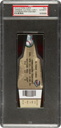 Baseball Collectibles:Tickets, 2010 Stephen Strasburg Minor League Debut Full Ticket....