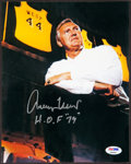 "Basketball Collectibles:Photos, Jerry West ""H.O.F. 79"" Signed Photograph...."