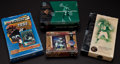 Football Cards:Boxes & Cases, 1994-1996 Football Unopened Foil/Wax Pack Boxes Quart (4). ...