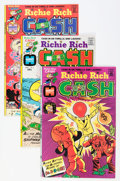 Bronze Age (1970-1979):Cartoon Character, Richie Rich Cash #1-47 File Copy Short Box Group (Harvey, 1974-82) Condition: Average NM-....