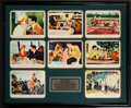 "Music Memorabilia:Posters, Elvis Presley Set of Lobby Cards from ""It Happened at the World'sFair.""..."