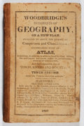 Books:Science & Technology, William C. Woodbridge. Rudiments of Geography. Cooke, 1829. Tenth edition. Owner's inscription. Foxing. Clipped ...