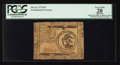 Colonial Notes:Continental Congress Issues, Continental Currency July 22, 1776 $3 PCGS Apparent Very Fine 20.....