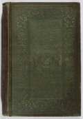 Books:Medicine, Worthington Hooker. INSCRIBED. Physician and Patient. Bakerand Scribner, 1849. First edition, first printing. Ins...