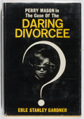Books:Mystery & Detective Fiction, Erle Stanley Gardner. The Case of the Daring Divorce.William Morrow, 1964. First edition. Light wear and rubbing. B...